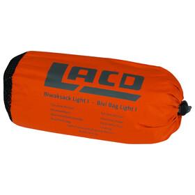 LACD Bivy Bag Light I - Vivac - gris/naranja